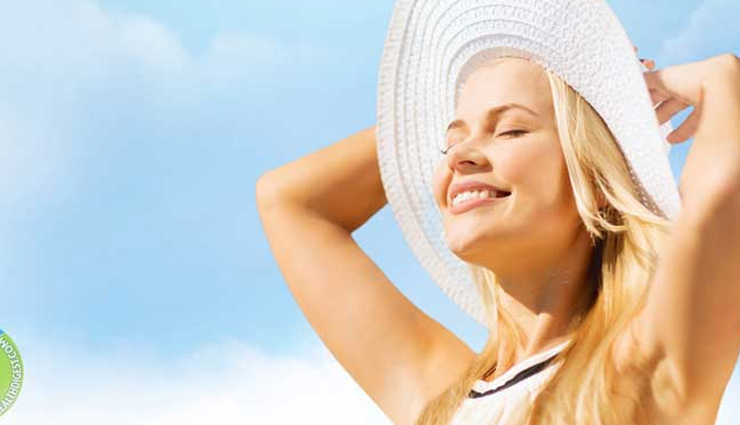 6 Top Tips For Keeping Skin Fresh During Summer