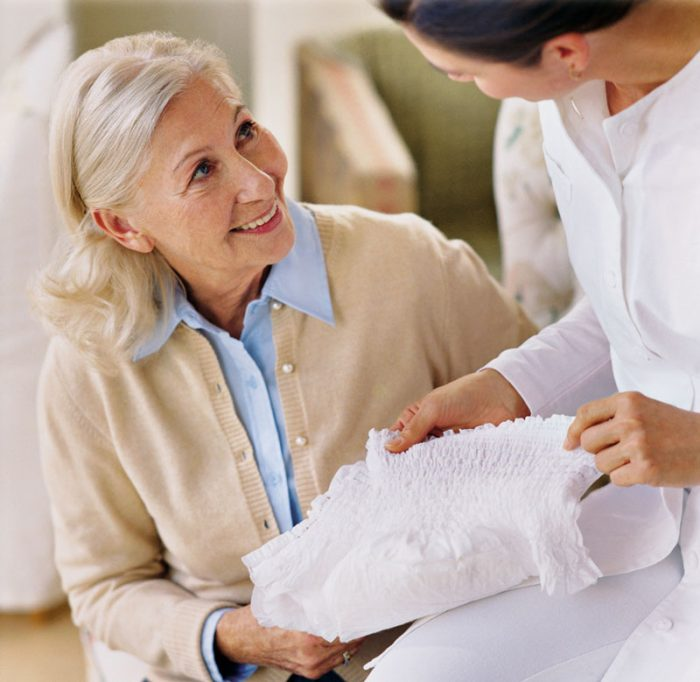 The Benefits of Incontinence Pads for Use in Nursing Homes