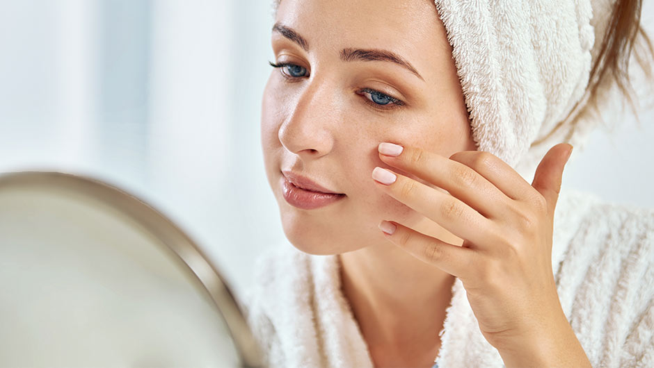 Four Secrets to Making your Skin Glow
