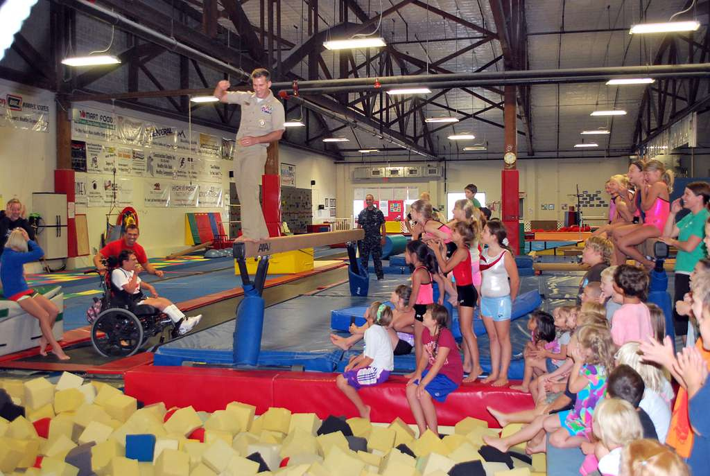 Kids Gym to Engage and Develop Skills in Children