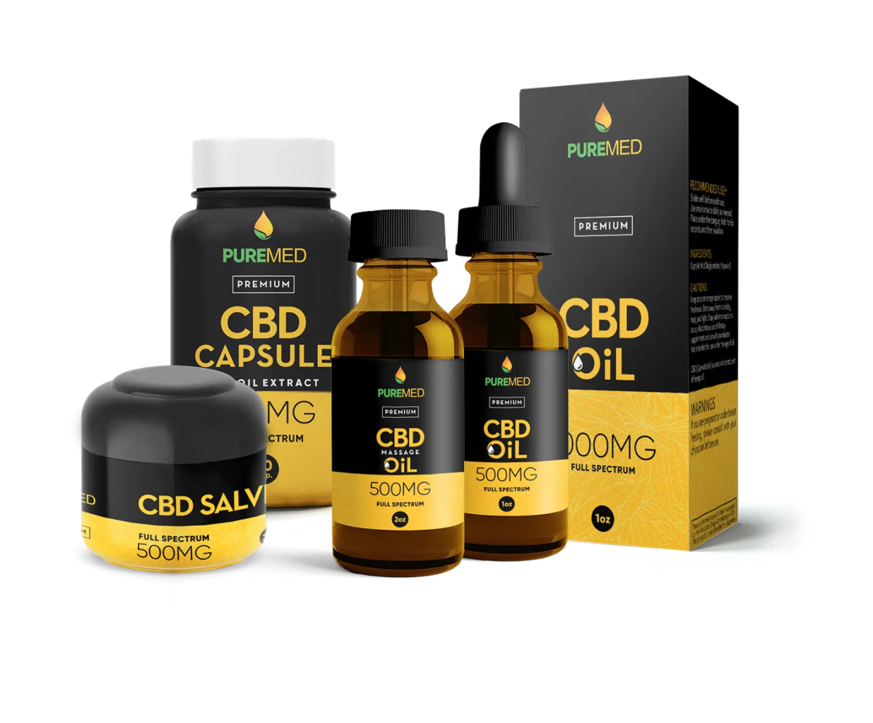 5 Reasons Why You Should Try CBD Products